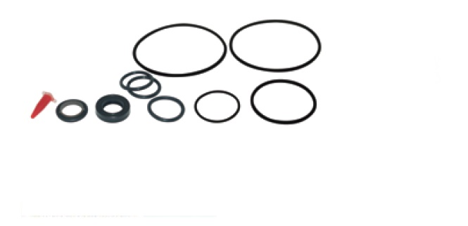 DINITROL GASKET SET AIR MOTOR 1:26&1:65
