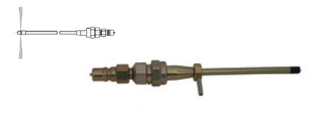 DINITROL LANZA DOS DIRECCIONES 6x150 MM (200 MESH)
