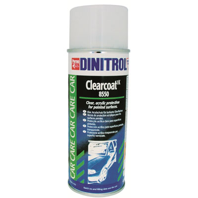 DINITROL 8550 CLEARCOAT